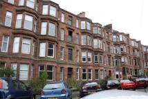 1 bed Flat to rent in Dudley Drive, Hyndland