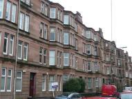 Flat in Mount Stuart Street...