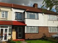 3 bed Terraced home in Clockhouse Road...