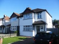 3 bedroom semi detached home for sale in Clock House Road...