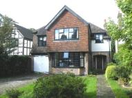 4 bedroom Detached house in Barnfield Wood Road...