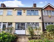 Terraced home in Clock House Road...
