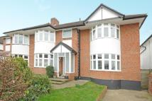 semi detached home for sale in Bodley Road, New Malden