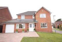 Detached home in Lochinver Crescent...