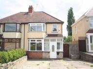 3 bed semi detached home in Baptist End Road, DUDLEY...