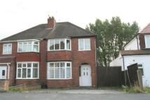 3 bedroom semi detached house to rent in Sledmore Road, Dudley...