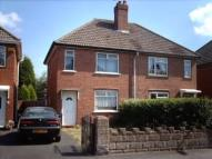 2 bed semi detached property in Cherry Road, TIPTON...