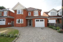 Detached house in Lilford Road, Billericay...