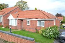 2 bed Semi-Detached Bungalow in Wolsey Close, Southwell