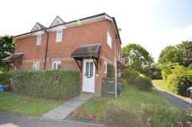2 bedroom house in Morecombe Close...