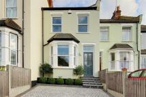 Terraced house in Cromwell Road...