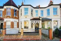 Terraced home for sale in Victoria Road...