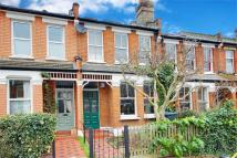 Terraced property in South View Road...