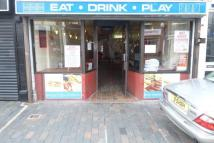 Pershore Road Cafe to rent