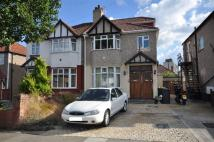 4 bed property for sale in Woodfield Avenue, London...