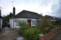 Bungalow in Kenilworth Road