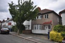 semi detached property to rent in Park View Gardens