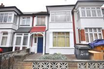 3 bedroom Terraced property in Audley Road