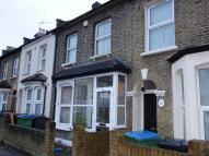 Terraced property in Downsell Road, London...