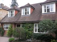 Detached home to rent in Reigate