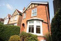Detached house to rent in Reigate