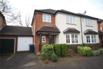 Link Detached House to rent in The Farthings, Amersham...