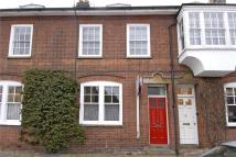 Terraced home in High Street, Amersham...