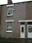 Terraced house in Jubilee Street...