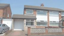 semi detached home for sale in Bishopdale Drive...