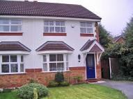 semi detached home in Helford Close, Whiston...