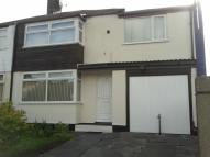 3 bed semi detached house in Brookside Road, Whiston...