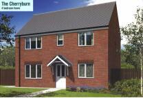 new house in Plot 21 The Cherryburn...