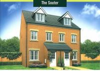 3 bedroom new property in Plot 46 The Souter New...