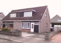 3 bed semi detached house in Dornoch Place...