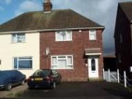 3 bed semi detached house in Westfield Grove, Yeovil...