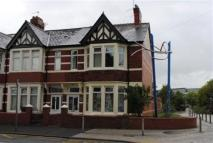 1 bed Flat to rent in Corporation Road, Newport