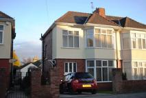 3 bedroom home to rent in Keynsham Avenue, Newport