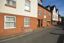 Flat for sale in Wimborne