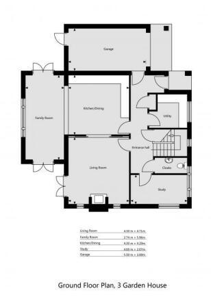 Ground Floor - Plot 3