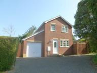 3 bed Detached house in Heron Way, Ilminster...