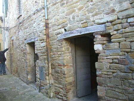 Cavalieri entrance