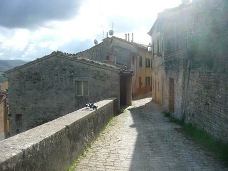 Via Cassero