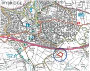 Land in Ivybridge, Devon