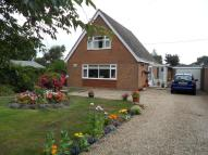 Detached home in Alburgh Road, Hempnall...