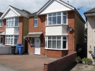 3 bedroom Detached home in Wroxham Road, Poole