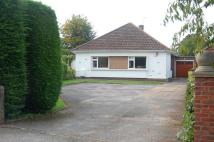 Westerfield Road Detached Bungalow for sale