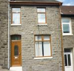 Terraced property in Ynysmeurig Road...
