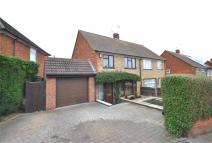 3 bed semi detached home in Rayfield, Epping, Essex...