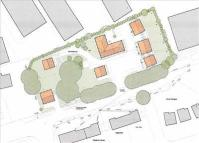 property for sale in Residential Development Land , Off Belle Vue Lane, Blidworth, Mansfield, NG21 0RD