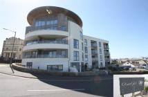 Flat for sale in Esplanade Road, Newquay...